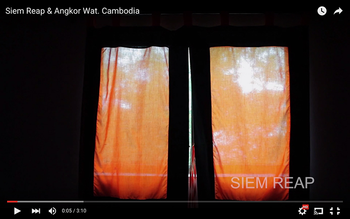 Siem Reap & Angkor Wat. Cambodia