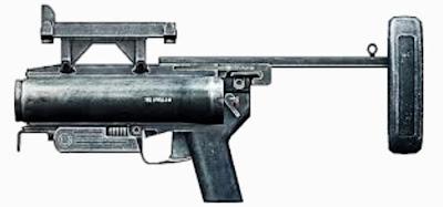 HK M320 Grenade Launcher. Prokimal Online Kotabumi Lampung Utara