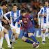 سوسييداد يهدي ريال مدريد الصدارة بفوز مستحق على برشلونة.