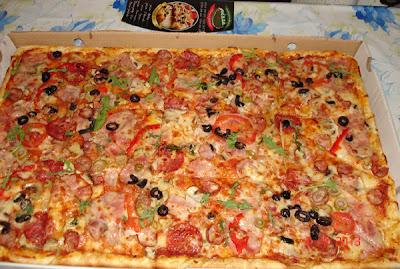 Party de 1 Mai. Pizza Party :)