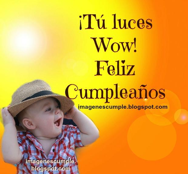 Bonita frase de cumpleaños para felicitar con tarjeta imagenes de cumple de Mery Bracho. Postal gratis de celebración en día de cumple.