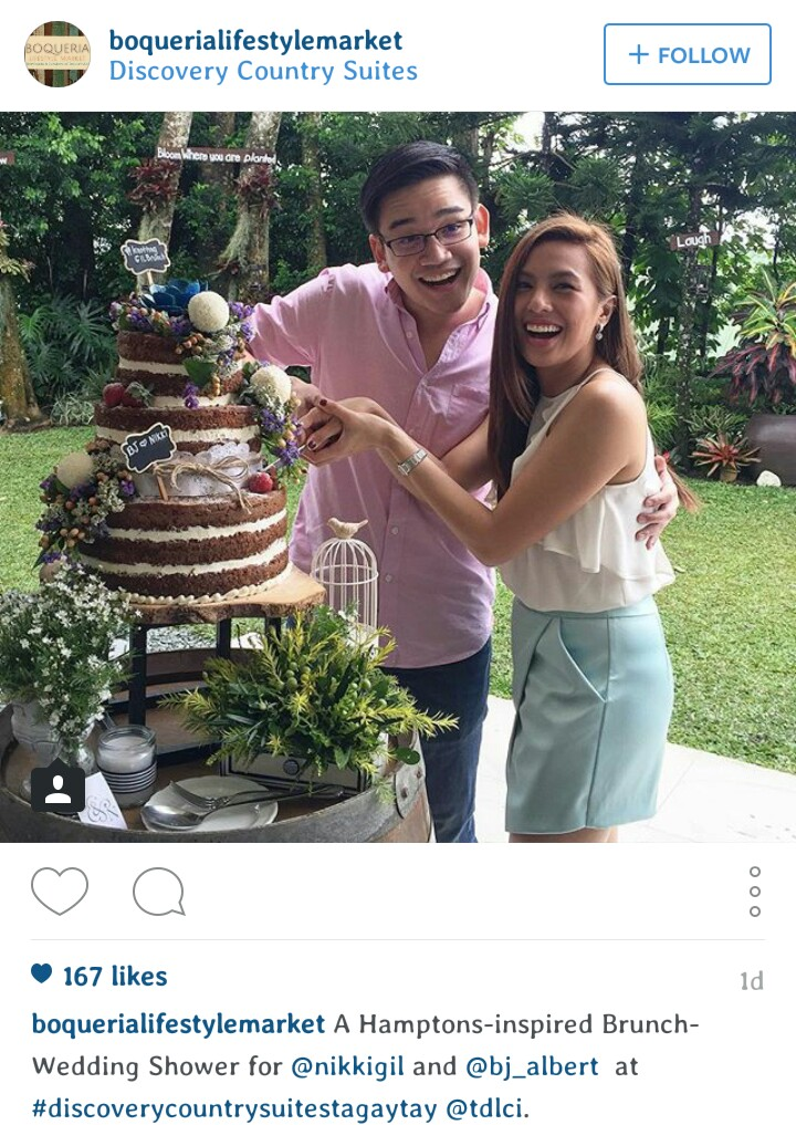 Fashion Pulis Insta Scoop Nikki Gil And Fiance 39 S Pre Wedding Celebration