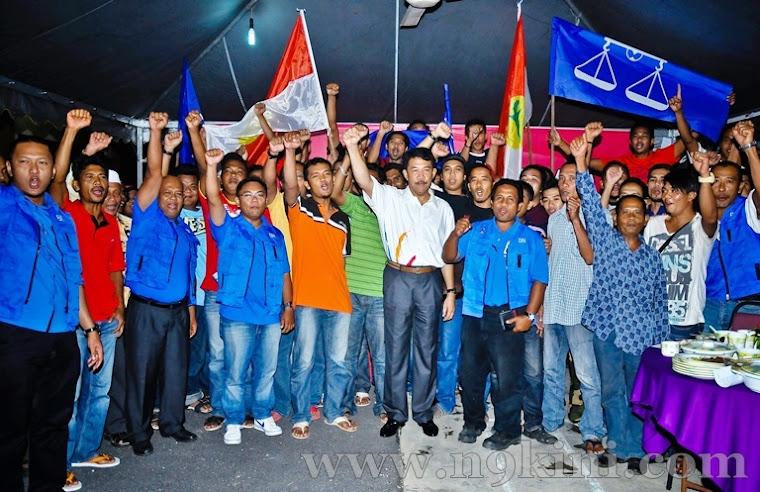 Pemuda DUN Rantau sudah bersedia untuk menghadapi Pilihanraya UMUM 13