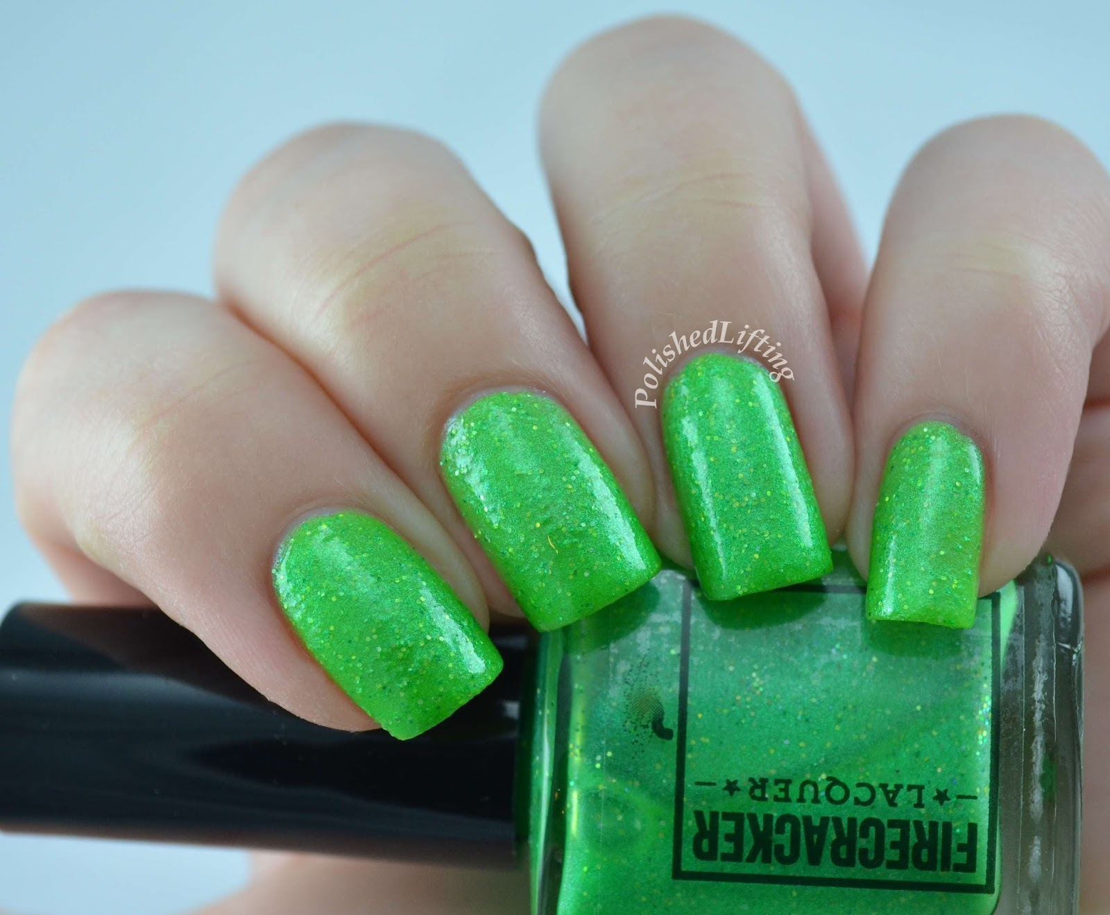 Firecracker Lacquer Water Black as Night Everyone I Love Is Dead collection