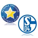 Asteras Tripolis - FC Schalke 04
