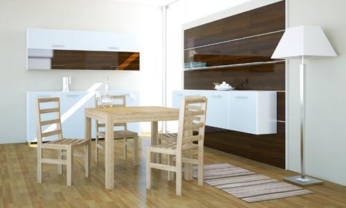Lg lesmo tavoli salvaspazio a torino - Tavoli cucina allungabili moderni ...