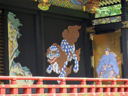 Kunozan-Toshogu Shrine, Shizuoka, Japan
