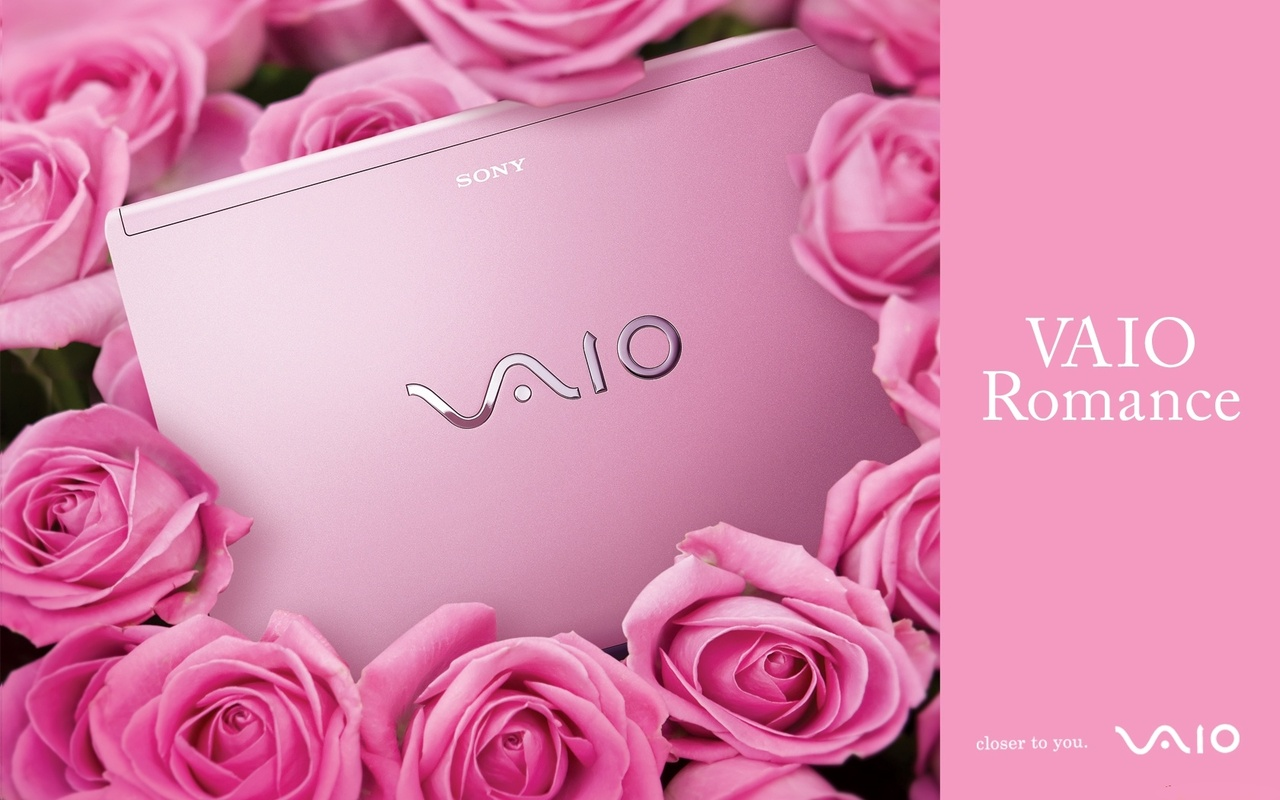 Love Quotes Sony Vaio Hd Wallpapers 1080p In Pink Colour