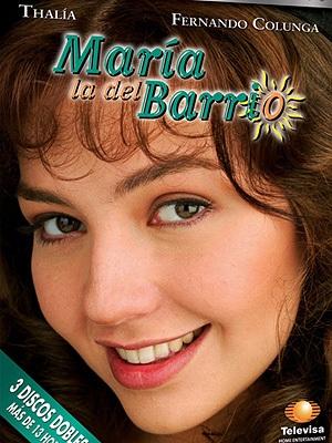 Ver María la del barrio telenovela completa 1996