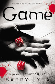 Game (Jasper Dent #2): review