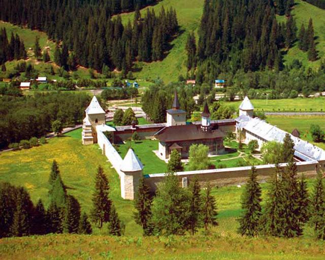 Suceviţa Monastery - Romania