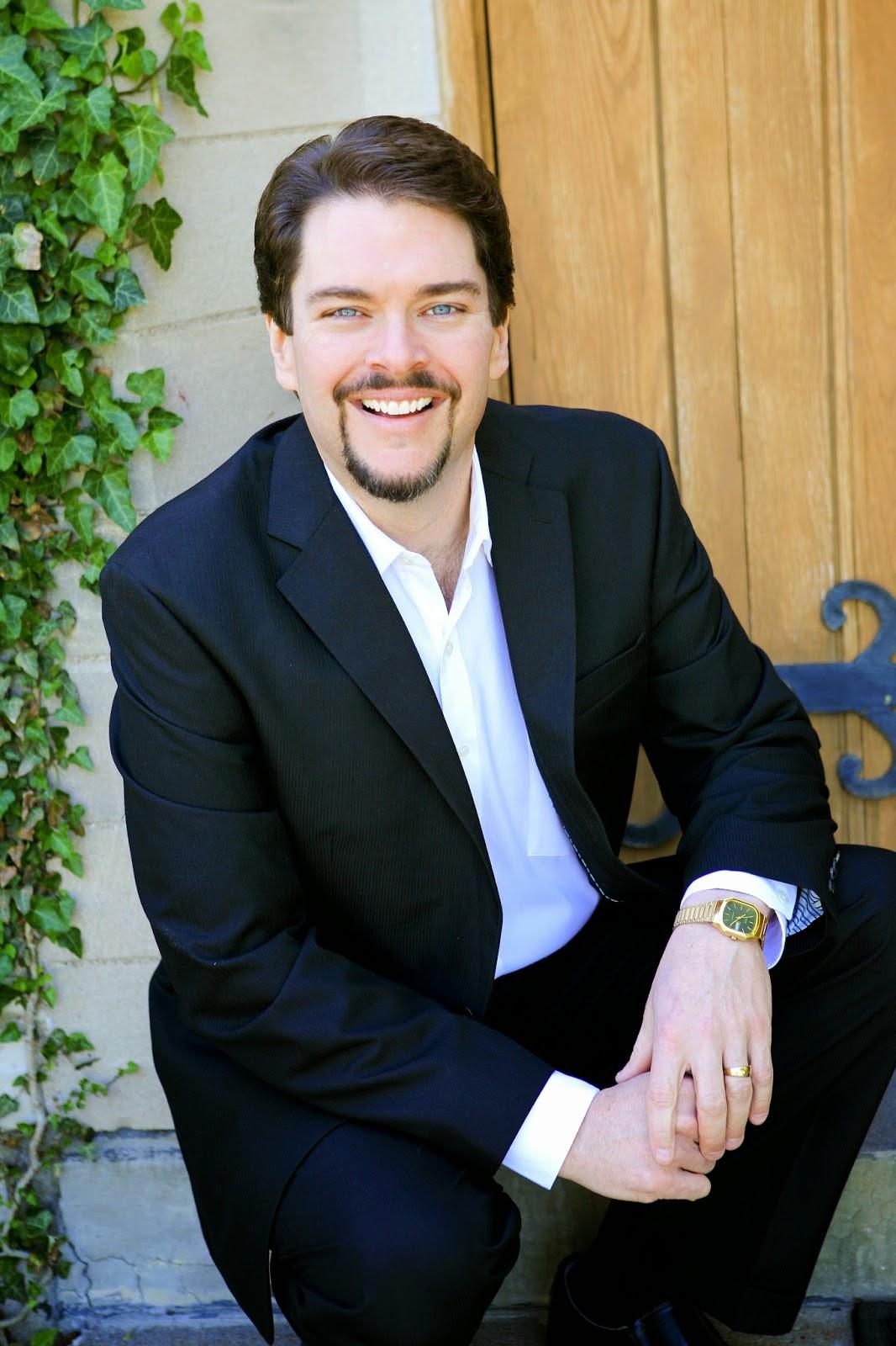Musical artist Phil Morgan