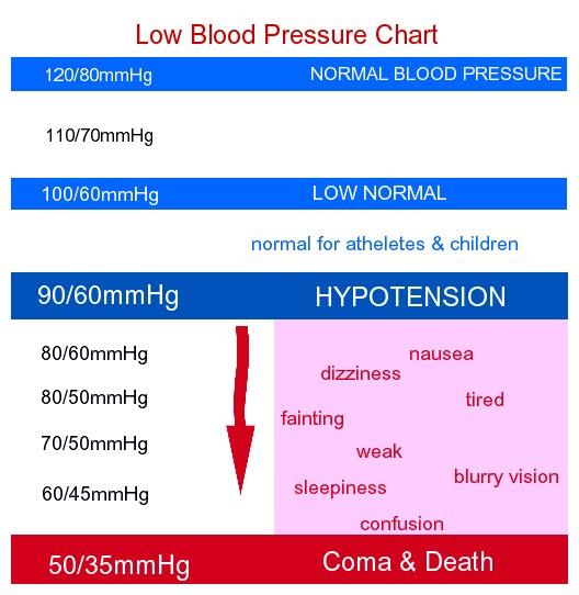 Low Blood Pressure Light Headed Democraciaejustica