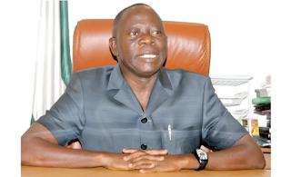 Oshiomhole denies insulting Aisha Buhari