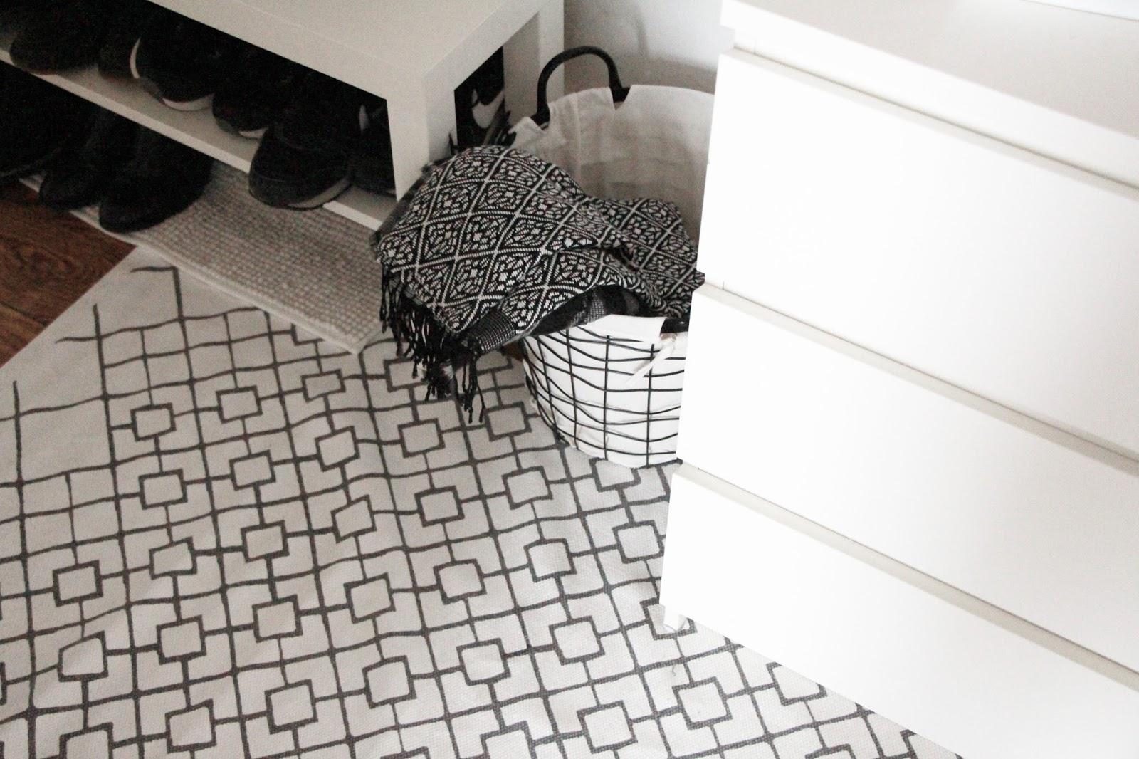 [Interior] Flur Gestaltung im minimalistischen SkandiChic
