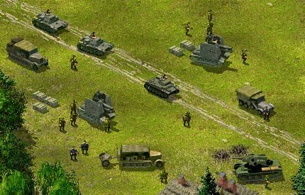 Sudden Strike 2 was also developed by Russian developer Fireglow and publis