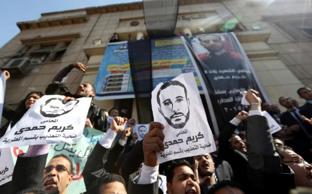 Egypt Jails Two Policemen For Beating Lawyer To Death