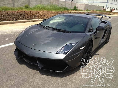 DMC Reveals SV-Style Spoiler for Lamborghini Gallardo