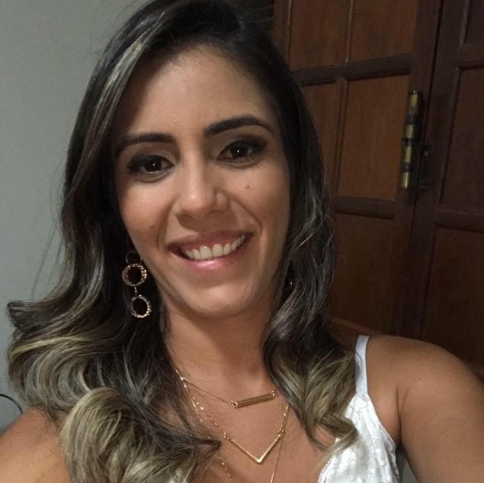 Mensagem da secretária de saúde de Caldas Brandão/PB, Sabrina Rolim, para os munícipes