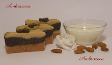 Sapun natural cu Lapte de Migdale - Almond Heart -