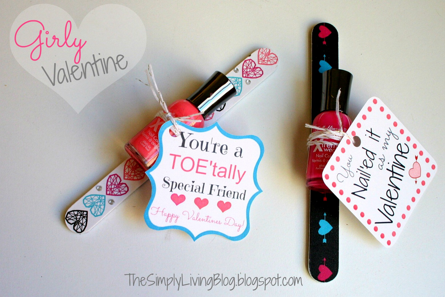 Nail Polish Gift Ideas Valentines Day