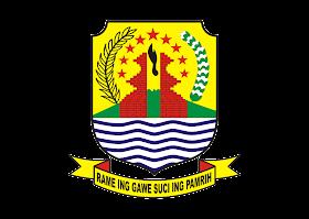 Kabupaten Cirebon Logo Vector download free