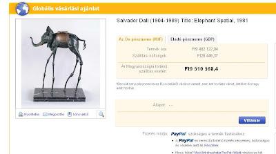 Barangolás eBay országban ...