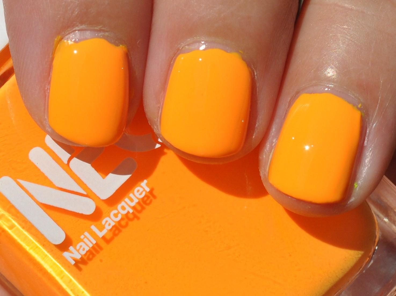 Rgb for neon orange