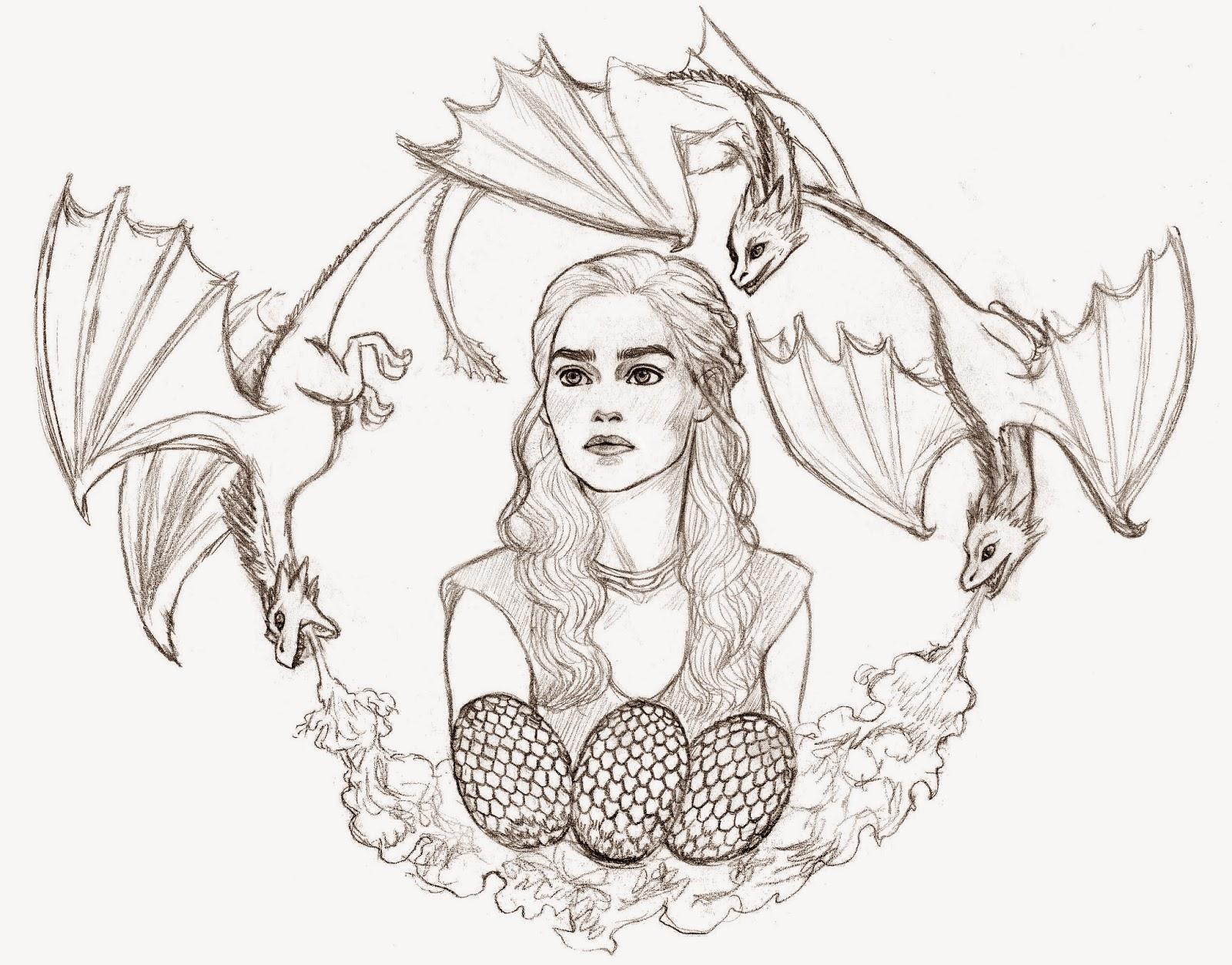 Un mètre cinquante-trois: Daenerys