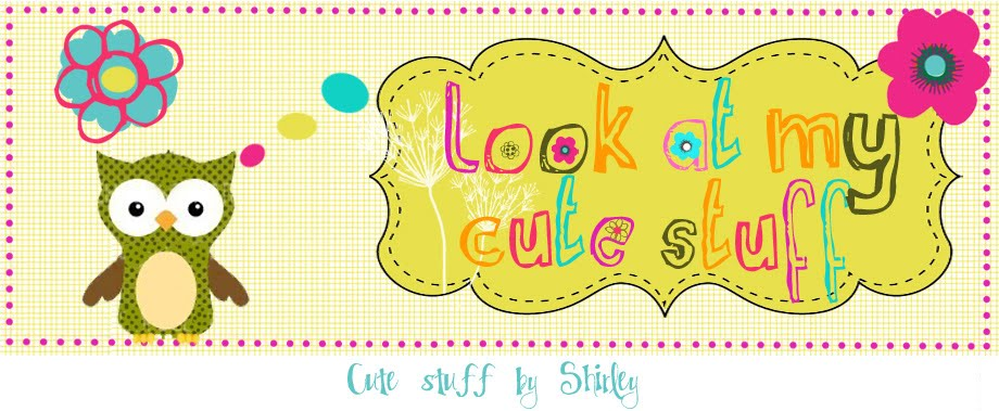 Cute stuff by Shirley