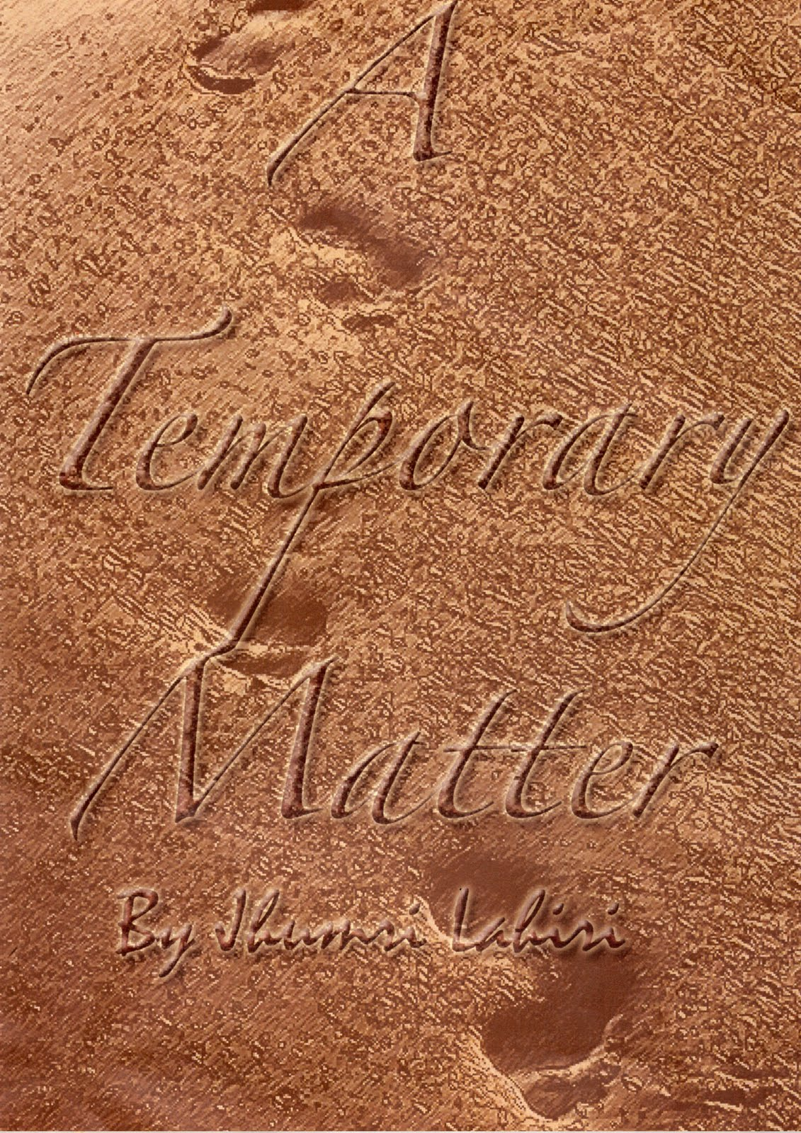 the temporary matter