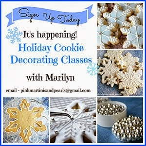 Holiday Cookie Decorating Class - Interested?