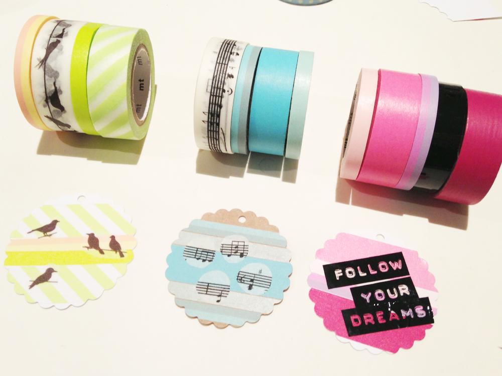etiquetas washi tape