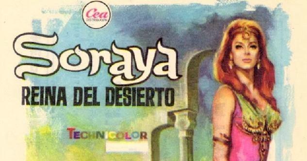Soraya reina del desierto 1964 tvrip espa ol 4shared for Aida piscina reina del desierto