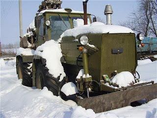 Колесный трактор ХТЗ Т-155К
