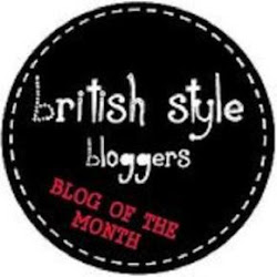 British Style Blogger of the Month February 2013