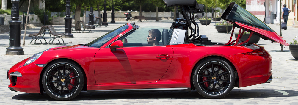 Porsche 911 Targa Review