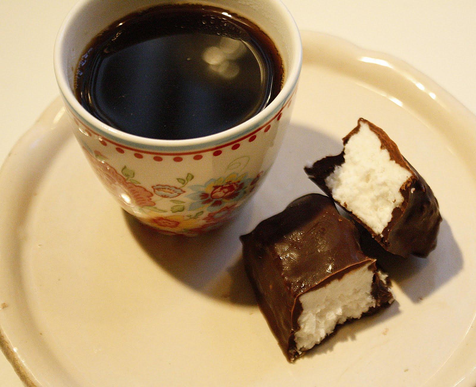 bounty sjokolade oppskrift