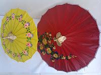 Payung geulis Tasikmalaya