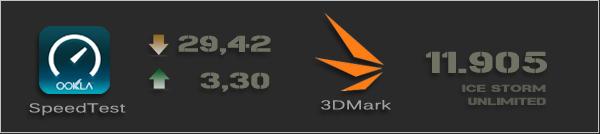 Benchmarks MINIX Z64