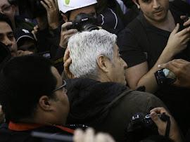 Globo é expulsa de manifestação em SP