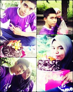 - selamat ulang tahun syg -