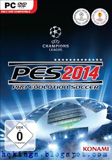 Pro Evolution Soccer 2014 [Repack] Black Box