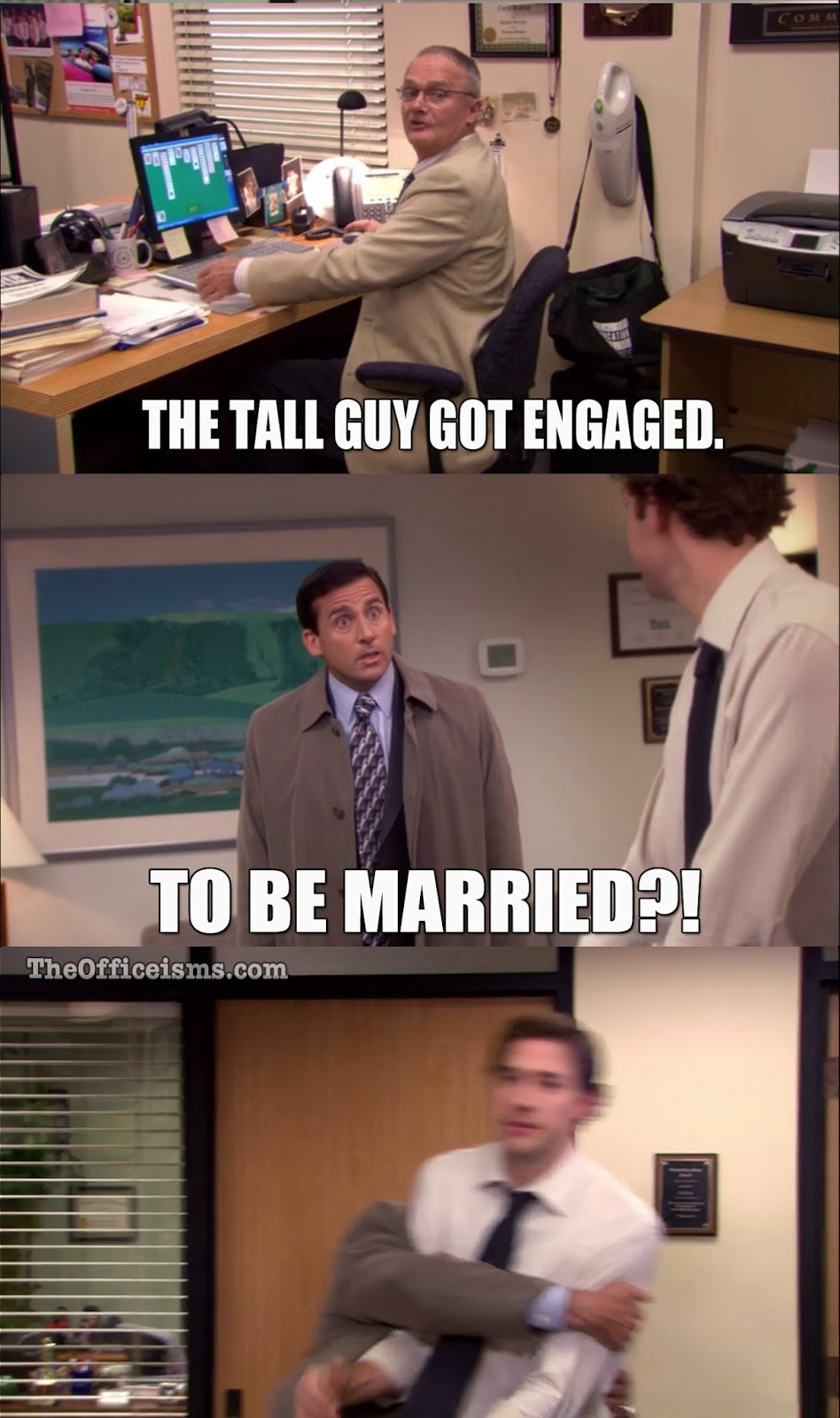 Jim and pam quotes wedding dress