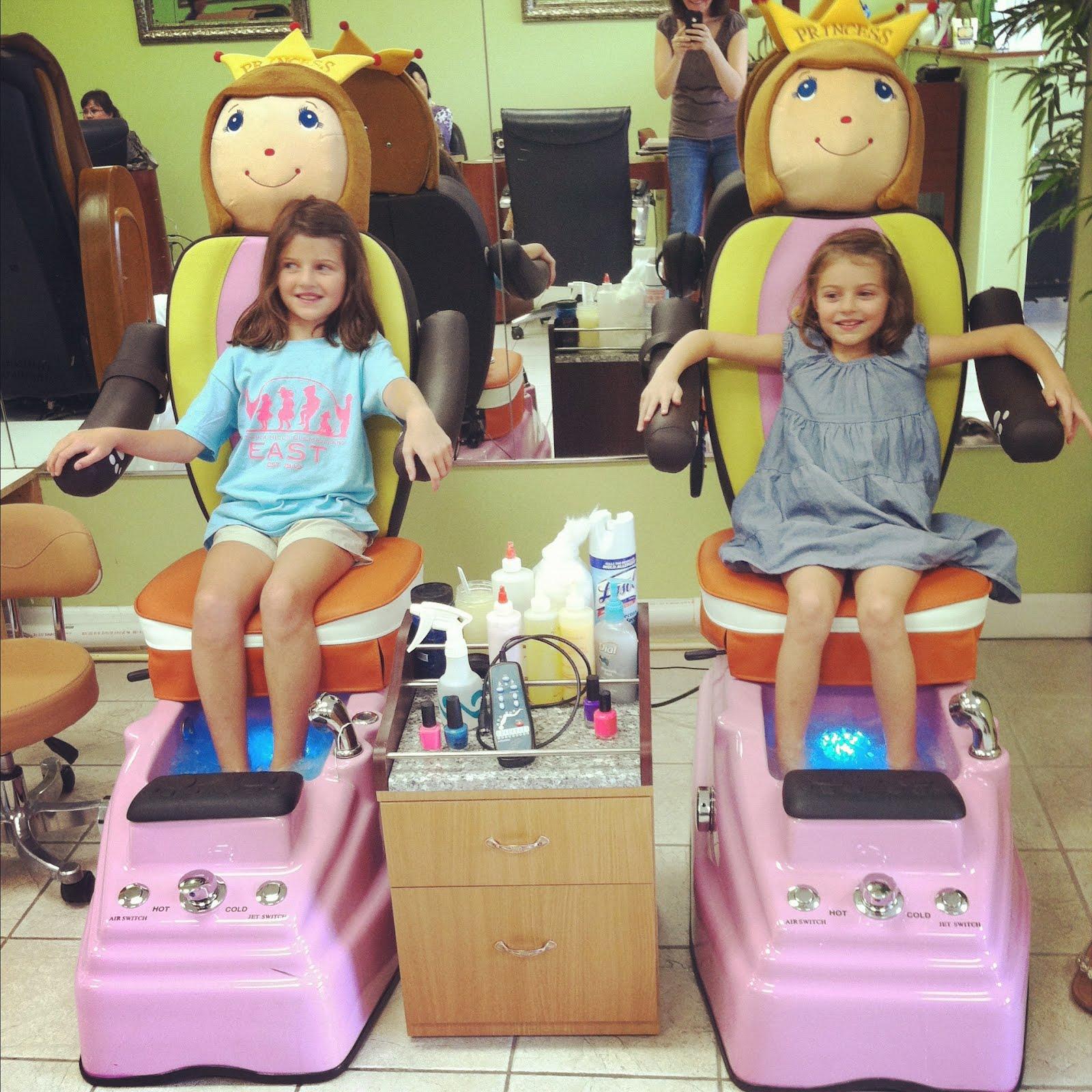 Fun Virtual Nail Salon Spa Kids: Feet Girls Kid Tickle Images