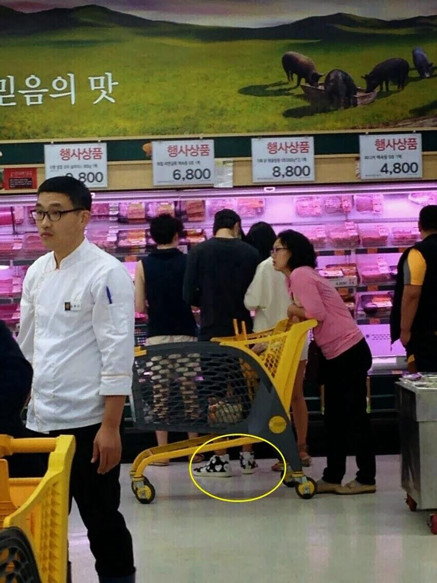 Myungsoo dating doyeon