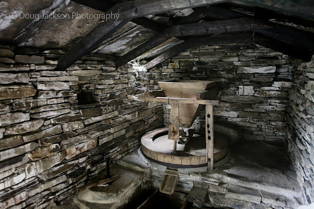 click mill on Orkney
