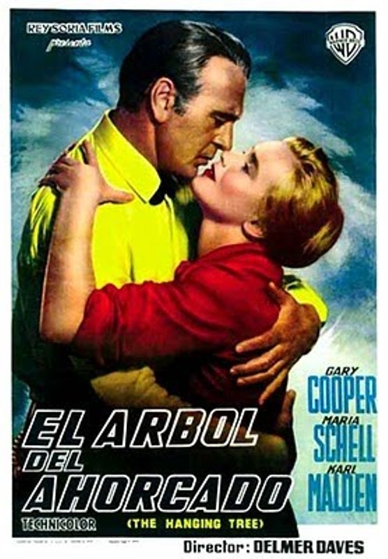 El árbol del ahorcado (1959)