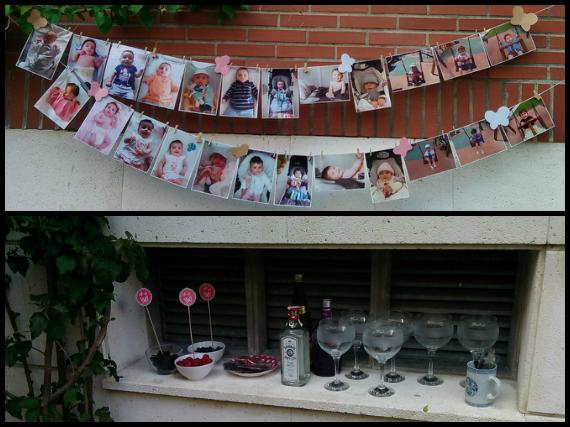 decoracion_jardin_bebidas_fotos_cumpleaños_gemelos_mariposas
