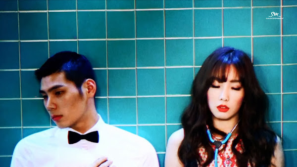 Kim Taeyeon Mr Mr MV